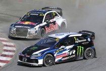Titel voor PSRX Volkswagen Sweden en Baciuska in Super1600