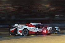 Toyota voorlopig de snelste tijdens ingekorte eerste kwalificatie