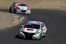 Sonoma: Winst voor Gabriele Tarquini - Michelisz ontzegt Muller (voorlopig) de titel