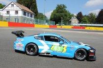 25H VW Fun Cup: Duel Seat TCR versus Mustang Trans Euro