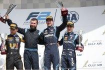 Bahrein : Nicholas Latifi wint hoofdrace