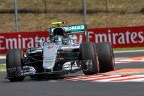 Duitsland: Hamilton of Rosberg - wie gaat als WK-leider de zomerstop in?