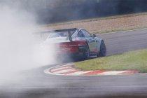 24H Zolder: Ivan Bellarosa snelste in warm-up - Belgium Racing Porsche veroorzaakt rode vlag