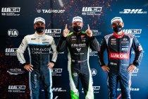 Hungaroring: Rob Huff schenkt Cupra eerste pole, Gilles Magnus lukt pole voor race 1