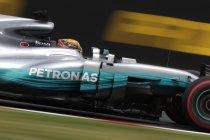 Brazilië: Mercedes voert eerste vrije training aan