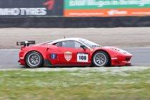 Herber-Lanting en Van Glabeke-Jonkheere winnaars van race 2 in Super GT & GT