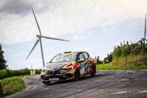 Rallye du Rouergue: Tom Rensonnet en Renaud Herman zetten leerschool verder
