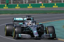 Australië: Hamilton en Mercedes tweemaal primus