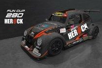 Een tweede, ambitieus seizoen voor Herock by Comtoyou in de VW Fun Cup