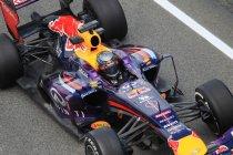 GP Hongarije: Vettel alweer vooraan