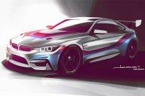 BMW presenteert BMW M4 GT4 ter vervanging van BMW M3 GT4
