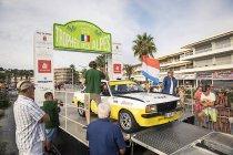 Trophée des Alpes: Gevleide zege voor George/Perin. Belgen bij de les
