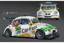 DRM Motorsport ontfermt zich over de #365 'Car Pass-LRE'