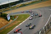Formula Renault 1.6 European Series: Voorlopige kalender 2015