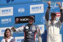 Salzburgring: Yvan Muller lukt derde zege - Coronel schittert met tweede plaats