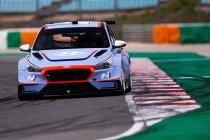 Catsburg en Farfus ontdekken nieuwe montuur tijdens Hyundai Motorsport-test in Portimão