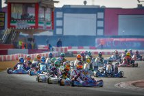 WSK kampioenschappen weer van start in Adria