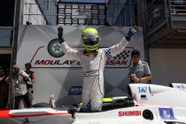 Auto GP: Marrakech: Sam Dejonghe vijfde in brokkenrace – Kimiya Sato wint race 1