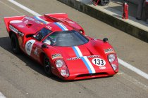 Masters Historic Racing & Belcar: Volledig Lola podium in de FIA Masters Historic Sportscars