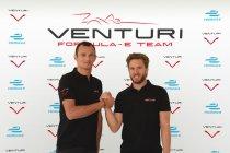 Heidfeld en Sarrazin naar Team Venturi