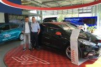 Ford Fiesta Sprint Cup BE: Stienes Longin met Ford Store Feyaerts aan de start!