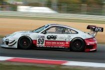 Belgian Masters: Kwalificatie: Dylan Derdaele zet Belgium Racing Porsche op pole