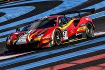 Paul Ricard: Pier Guidi pakt met Ferrari de zege en de Endurance-titel