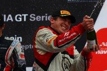 Navarra: Het Belgian Audi Club Team WRT stelt de titel bij de piloten veilig