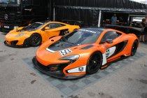 McLaren 650S GT3 maakt debuut in Gulf 12 Hours