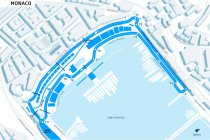 Lay-out Monaco ePrix circuit onthuld
