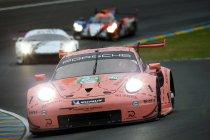 ACO wijzigt alsnog de BoP in de GT klasse - Porsche en Ford krijgen gewicht bij