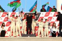 Baku: Belgian Audi Club Team WRT blikt terug op magisch weekend