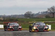 Nogaro: Audi dominant tijdens eerste vrije training