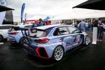 Hyundai Motorsport debuteert in de TCR International Series met Tarquini en Menu