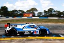 Sebring: Mindere dag voor Muehlner Motorsports America