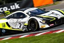 Oulton Park: McLaren en Lamborghini verdelen de buit
