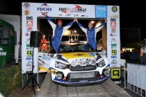 Kobus wint East Belgian Rally na thriller