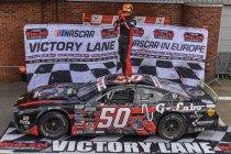 NASCAR GP UK: Zege Tobias Dauenhauer - Tweede plaats voor Simon Pilate