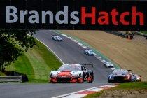 Brands Hatch: Driestrijd voor de zege eindigt met zware crash