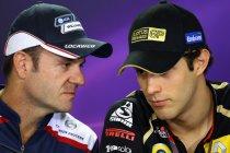 24H Daytona: Rubens Barrichello met Tony Kanaan in een Porsche