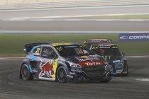 Abu Dhabi: Voorlopige pole voor Timmy Hansen