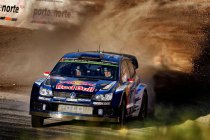 Rally van Portugal: Ogier maakt het spannend