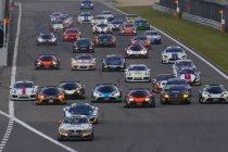 GT4 European Series tweemaal naar België in 2018