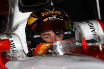 GP2: Abu Dhabi: Testdag 3: Vandoorne naar Dams voor laatste testdag
