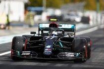 GP Eifel: Mercedes sneller dan Leclerc en Verstappen in FP3