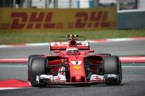 Barcelona: VT3: dubbel voor Ferrari - Vandoorne negentiende