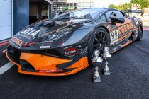 Belcar Race Day: Dubbel podium voor Belgium Racing