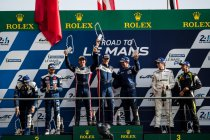 Road To Le Mans: Zesde plaats voor Eric De Doncker in race 1
