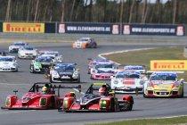 De tussenstand in het Belcar Endurance Championship na de seizoensopener