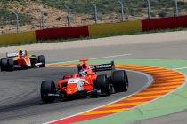 Formule 3.5 V8: Louis Delétraz en Aurélien Panis eerste winnaars